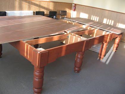 Бильярдные столы своими руками 819