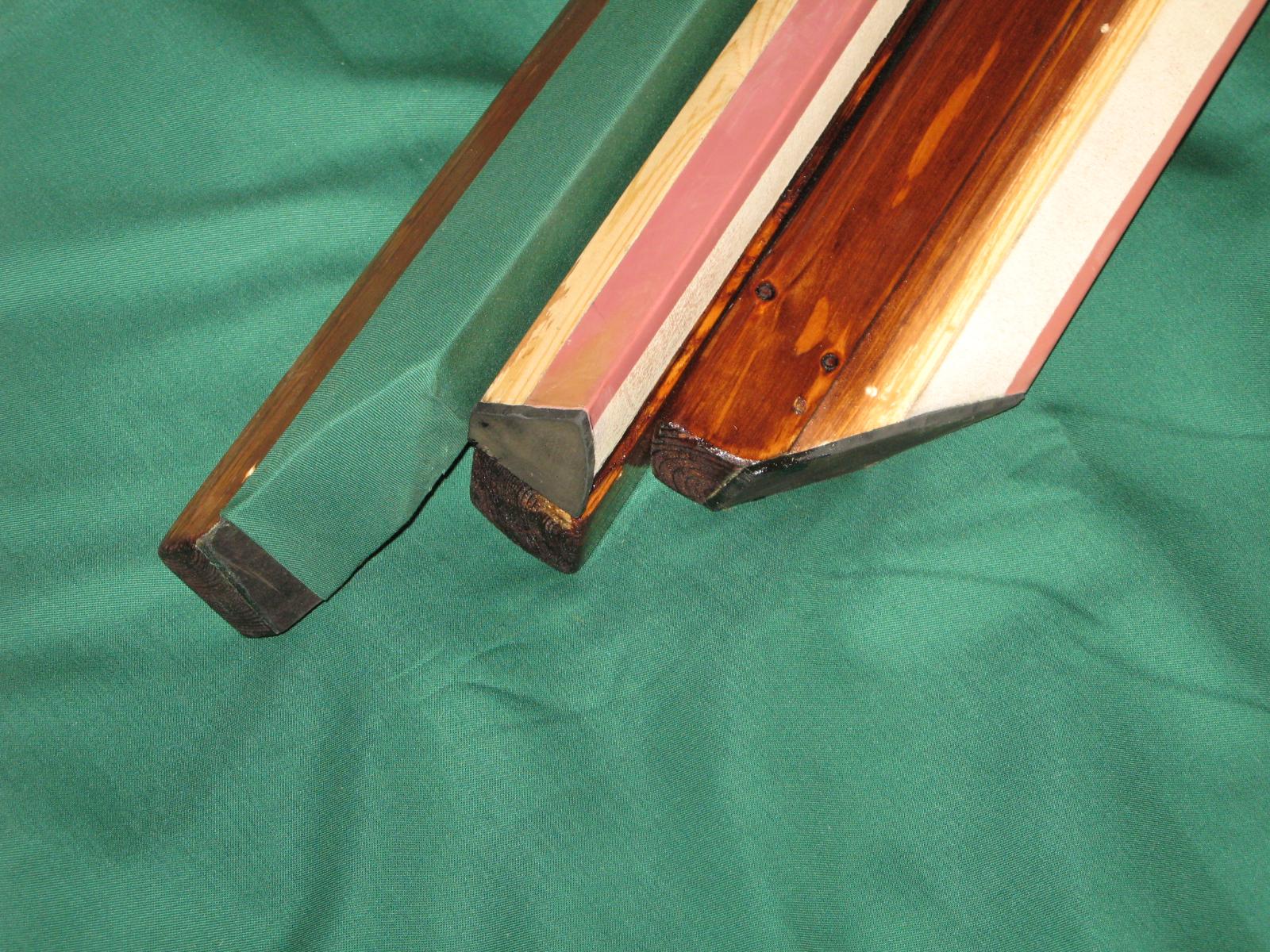 Ножки бильярдного стола своими руками